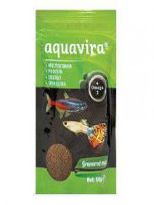 AQUAVİRA GRANURED MIX 50 GR 20'Lİ